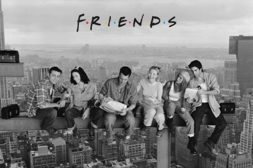 Slattery's Workend Offer: Characters from Friends